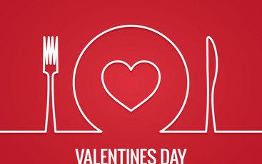 Pensez à réserver votre menu pour votre Saint Valentin